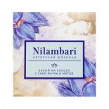 Шоколад белый на кокосе с чаем матча и мятой Nilambari 65г