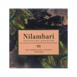 Шоколад на кэробе темный без сахара Nilambari 65г
