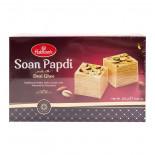 Индийская сладость Соан Папади Haldiram`s 250г