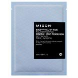 Тканевая питательная маска для лица | Enjoy Vital Up Time Nourishing Mask Mizon 25мл