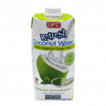 Кокосовая вода с зеленым чаем маття Refresh 500мл