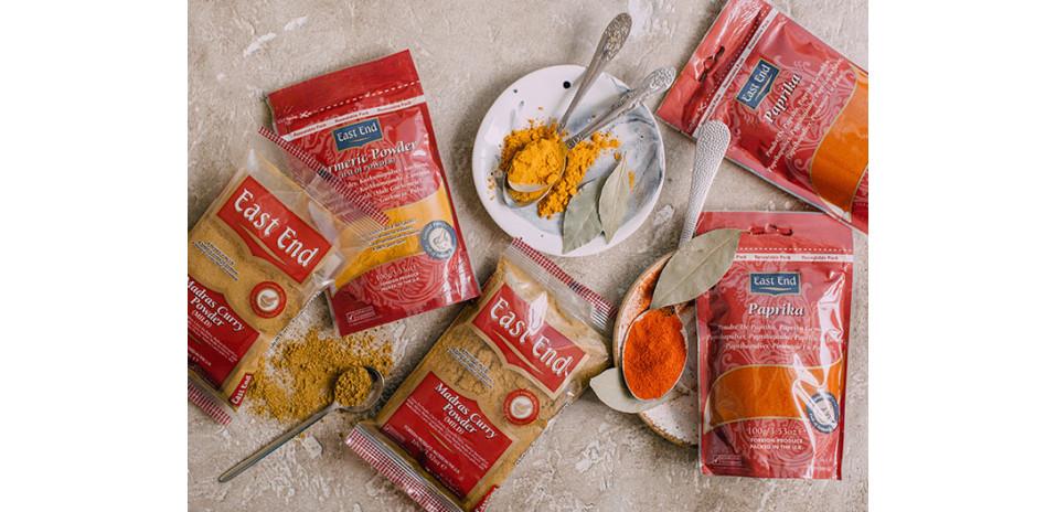 East End – британский бренд продуктов наивысшего качества, вдохновленный рецептами и ароматами восточной кухни.