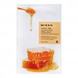 Тканевая маска для лица с экстрактом маточного молочка I Joyful Time Essence Mask Royal Jelly Mizon 23г