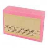 Натуральное мыло с розовой водой Khadi | Кади 125г