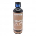 Шампунь против выпадения волос с имбирем и мятой Amsarveda 250мл