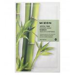 Тканевая маска для лица с экстрактом бамбука I Joyful Time Essence Mask Bamboo Mizon 23г