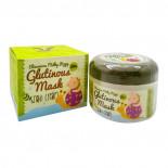 Скраб для тела с морской солью и экстрактом зелёного чая | MIlky Piggy Green Tea Salt Body Scrub  Elizavecca 600г