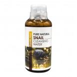 Очищающая вода с муцином улитки | Pure Natural Snail Cleansing Water Farm Stay 500мл