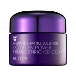 Укрепляющий  коллагеновый крем для лица I Collagen Power Firming Enriched Cream Mizon 50мл