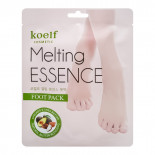 Маска-носочки для ног   Koelf Melting Essence Foot Pack Petitfee 25г