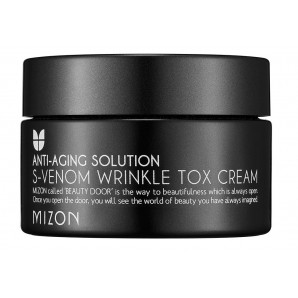 Антивозрастной крем со змеиным ядом I S-Venom Wrinkle Tox Cream Mizon 50мл