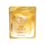 Маска для лица тканевая | Gold Water Dew Snail Mask Pack Elizavecca 25г