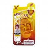 Тканевая маска с медом | Deep Power Ringer Mask Pack Honey Elizavecca 23мл