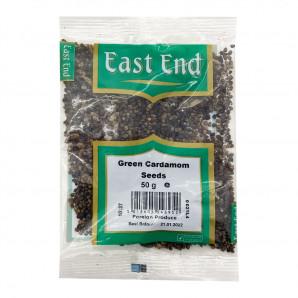 Кардамон зеленый семена (green cardamom)  East End | Ист Энд 50г