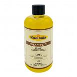 Шампунь для чувствительной кожи головы с миндалем и кокосовым молоком Khadi Natural 300мл