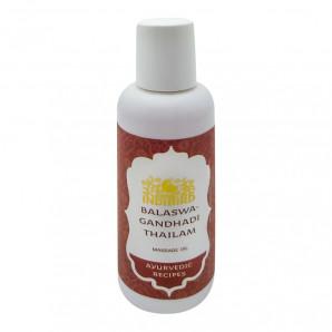 Аюрведическое масло Баласвагандхади Тайлам (ayurvedic oil) Indibird | Индибёрд 150мл