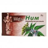 Аюрведическое мыло Ним (ayurvedic soap) Asha | Ааша 75г