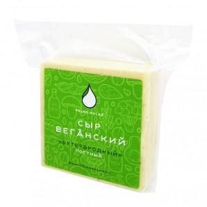 Веганский сыр Бутербродный постный (vegan cheese) Volko Molko | Волко Молко 280г