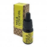 Укрепляющее масло для ногтей и кутикулы (nail oil) Huilargan | Уиларган 10мл