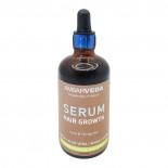 Сыворотка для роста волос с амлой, алоэ вера и зародышами пшеницы (hair serum) Amsarveda | Амсарведа 100мл