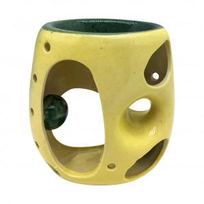 Аромалампа для эфирных масел « Хайтек» керамика