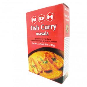 Карри приправа для рыбы (fish curry masala) MDH | ЭмДиЭйч 100г