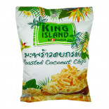 Кокосовые чипсы (coconut chips) King Island | Кинг Айлэнд 40г