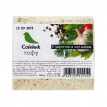 Тофу с укропом и чесноком (tofu with dill and garlic) Соймик | Soymik 300г
