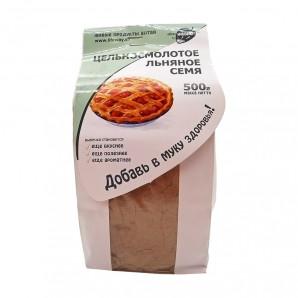 Льняная мука (flax flour) LifeWay   Образ Жизни 500г