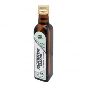 Льняное масло холодного отжима (linseed oil virgin) LifeWay | Образ Жизни 250мл
