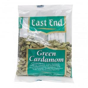 Кардамон зеленый семена (green cardamoms seeds) East End   Ист Энд 50г