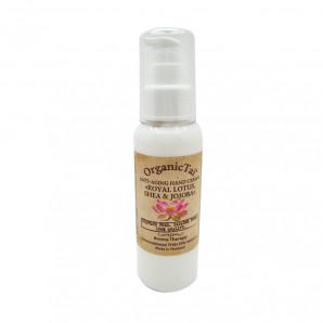Антивозрастной крем для рук Королевский лотос, масло Ши и жожоба (hand cream) Organic Tai | Органик Тай 120мл