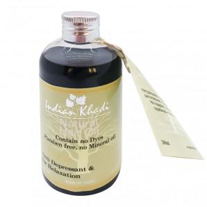 Масло для волос 18 трав (hair oil) Indian Khadi   Индиан Кади 200мл