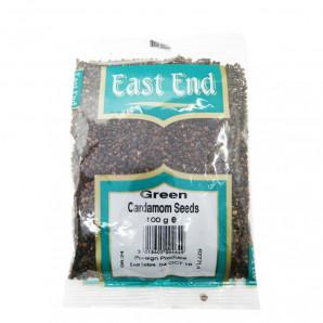 Зеленый кардамон семена (green cardamom seeds) East End | Ист Энд 100г
