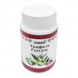 Трифала гуггулу (Triphala guggulu) от шлаков и токсинов SANAVI | САНАВИ 60таб