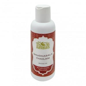Аюрведическое масло Шудхабала Тайлам (ayurvedic oil) Indibird | Индибёрд 150мл