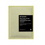 Тканевая маска для лица успокаивающая (Enjoy vital up time calming mask) Mizon | Мизон 25мл