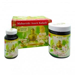 Амрит Калаш (Amrit Kalash) для здоровья и долголетия Maharishi | Махариши 600г и 60 таб.
