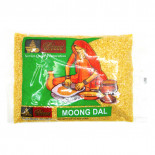 Маш желтый очищенный (moong dal) Bharat Bazaar | Бхарат Базар 500г