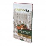 Молочный шоколад с урбечем из миндаля (milk chocolate) BIOMANIA | БИОМАНИЯ 100г