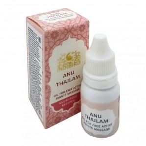 Ану Тайлам (Anu Thailam) аюрведическое масло Indibird | Индибёрд 10мл