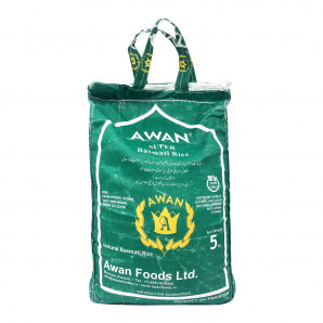 Рис басмати белый Super (basmati rice) Awan | Аван 5кг