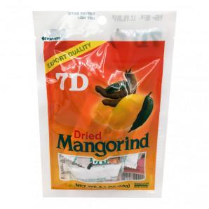 Жевательные конфеты Мангоринд 7D | 7Д 90г