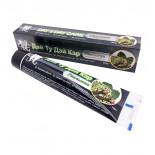 Угольная зубная паста без фтора (charcoal toothpaste) Day2Day | ДэйТуДэй 100г