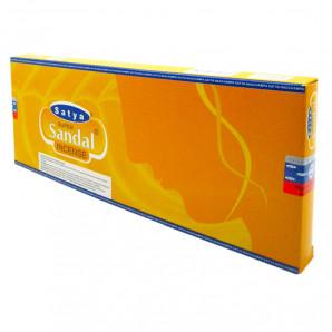 Благовоние Супер Сандал (Super Sandal incense sticks) Satya | Сатья 90г