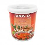 Паста карри (Curry paste) красная Aroy-D | Арой-Ди 400г