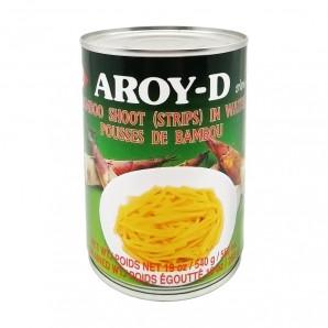 Ростки бамбука (sprouts of bamboo) полоски Aroy-D | Арой-Ди 540г