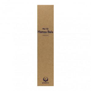 Благовоние №10 Пачули (Patchouli incense sticks) Hamsa Bala | Хамса Бала 9шт