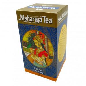 Байховый чай Ассам Харматти (assam tea) Maharaja Tea | Махараджа Ти 100г