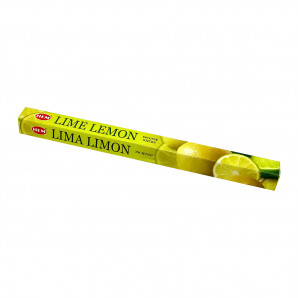 Благовоние Лайм и лимон (Lime lemon incense sticks) HEM | ХЭМ 20шт